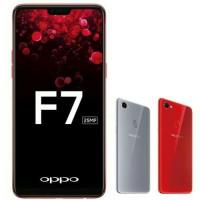 oppo f7 4/64 garansi resmi 1 tahun