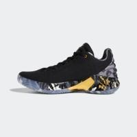Sepatu Basket Adidas Pro Bounce 2018 Low Kyle Lowry PE Black Original