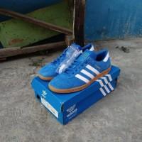 Sepatu Casual Adidas Hamburg Blue Bird Original 100% BNIB!