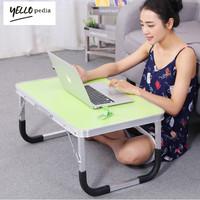 Meja Laptop Portable Aluminium Ukuran BESAR 50 X 70 cm
