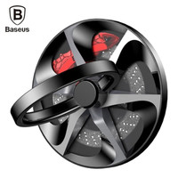 BASEUS RING WHEEL IRING PHONE GRIP HOLDER 360 ROTATION STAND PHONE
