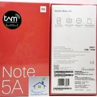 Xiaomi Redmi Note 5A 2/16GB Grey Garansi TAM