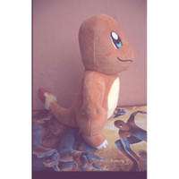 Boneka Charmander Original Pokemon XY 3rd round