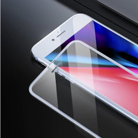 Baseus Universal Tempered Glass iPhone 6 Plus 6s Plus 7 Plus 8 Plus