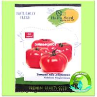 Benih Bibit Tomat Tomato Red Beefsteak Haira Seed 30 Butir