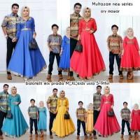 BATIK family multazam BATIK SARIMBIT lengkap baju couple