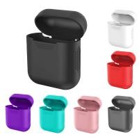 Case Casing Colorful Nirkabel Bluetooth Earphone Pelindung Cover