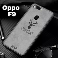 Case Oppo F9 Casing Oppo f9 - Biru
