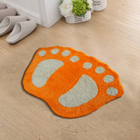 Keset Kaki Handtuft Halus Unik Foot 40x60 cm