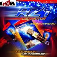 RZ1 Autovision Led Lampu Motor H6 6000k Putih K1 12v RZ-1 M5 Hi Low