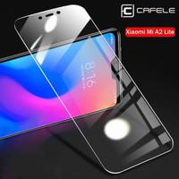 Tempered Glass CAFELE Original Xiao Mi A2Lite /Mi A2 Lite /Redmi 6 Pro