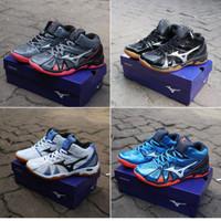 Sepatu Volly Mizuno Wave Tornado 9 Premium All Colour