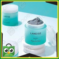 Murah Laneige mini pore water clay mask 70ml Elegan