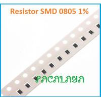 Resistor SMD 0805 1% : 470R 470 Ohm
