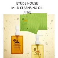 Etude House Real Art Mild Cleansing Oil 4ml- sample trial