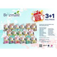 Brizmate Combo Pack | Parfum Pengharum Mobil dan Ruangan