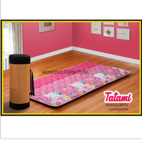 QUANTUM KASUR LANTAI TATAMI HELLO KITTY - JAPAN Technology (GO-SEND)