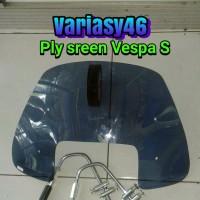 Aksesoris Vespa S Windshield Vespa Limited