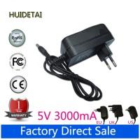 5V 3A 3000mA AC DC Power Adapter Wall Charge for MINIX NEO U1 u9-h