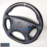 setir stir steering wheel mercy mercedes w210 w203 w205 carbon