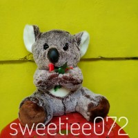 boneka koala uk standar 40cm