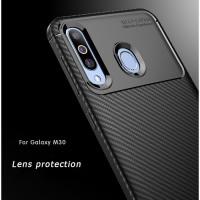 Original Carbon Fiber Case Samsung Galaxy A20 Premium Quality