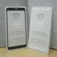 Tempered Glass Full Xiaomi Redmi 6 6A Full Lem