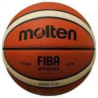 Bola Basket Molten GG7X Size 7 PU bola