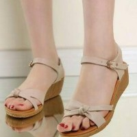 Promo Wedges Simple Mocca - Mocca, 36 Termurah