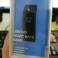 Smartband smart bracelet Lenovo G10 heart rate waterpro Murah