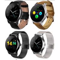 Smartwatch Lemfo K88H jam tangan android Smart Watch Kulit not apple