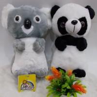 Boneka koala/panda animal ashlan (05021487)