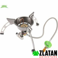 KOMPOR LIPAT ULTRALIGHT BRS CAMPING STOVE NOT DHAULAGIRI FIRE MAPLE