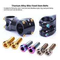 Baut Tinanium Alloy 1 Pcs Untuk Sepeda MTB Road Bike