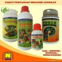 Paket Pupuk Padi Organik Nasa | Agen Nasa Lampung