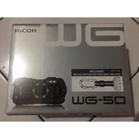 Ricoh WG-50 Underwater Series