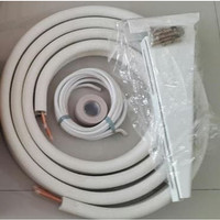 Paket Pemasangan AC ukuran 0,5-1PK atau pipa 1/4 3/8 (KHUSUS BANDUNG)