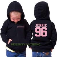 JAKET SWEATER ANAK BLACK PINK JINNIE 96 - DENNIZZY CLOTHING