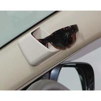 tempat kartu mobil - tempat kacamata organizer car - car pocket pillar