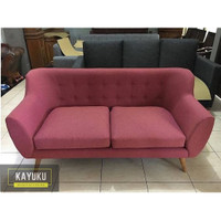 Sofa Empuk 2 Seater