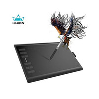 HUION INSPIROY H1060P Graphics Drawing Tablet with PW100 Stylus Pen