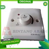Promo Special Himawari Saklar Lampu OB Dimmer Putar / Alat Pengatur