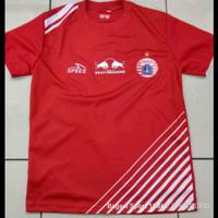 Jersey Baju Bola Persija Jakarta Home Merah Liga Indonesia 1 2019 new