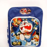 12 Pcs Tas Ransel/Sovenir Ultah Anak A2 Doraemon