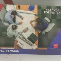Switch POE 4+2 Port SPC (New Edition)