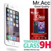 Mr.Acc Tempered Glass Iphone 5G - Anti Gores Kaca Iphone 5S Iphone 5