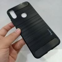 Redmi Note 7 - DELKIN IPAKY Carbon Case