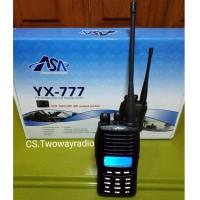 HT ASA YX777 Single Band VHF / Handy Talky ASA YX 777