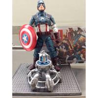 Captain America Action Figure Marvel Select Recast