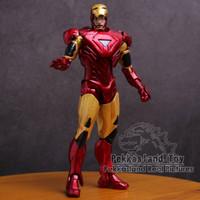 Ironman Tony Stark Action Figure Marvel Select Recast